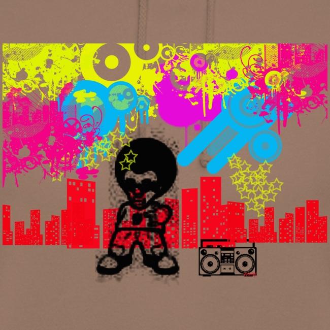 Magliette personalizzate bambini Dancefloor