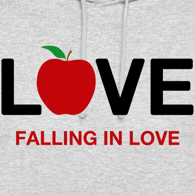 Falling in Love - Black