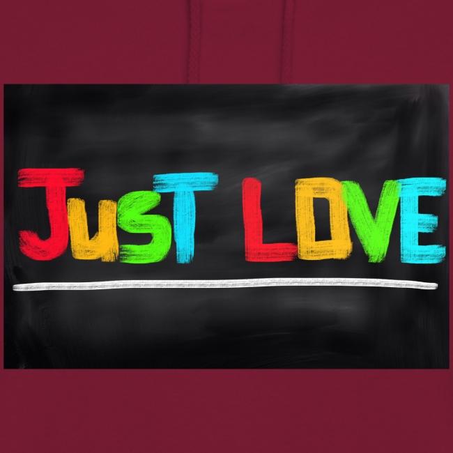 Just love tasse