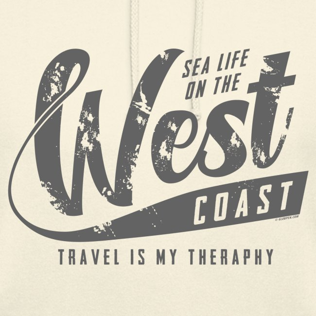 West Coast Sea Surfer Textiles, Gifts, Products