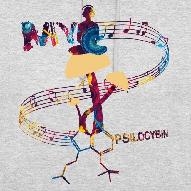 My Psilocybin (Dark)