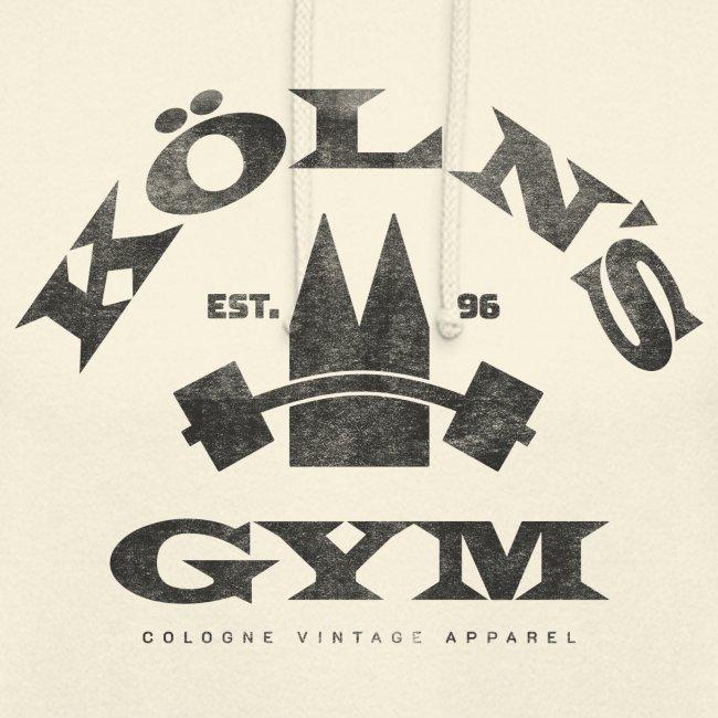 Köln's Gym lustiges Köln Retro Fitness Iron Design