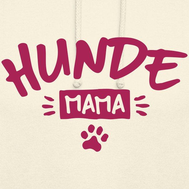 Vorschau: Hunde Mama - Unisex Hoodie