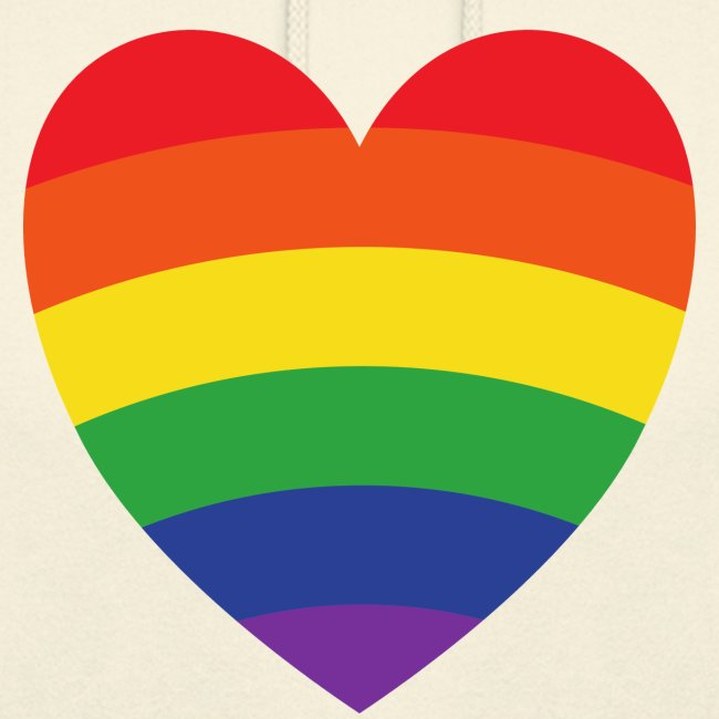 Regenbogenherz | LGBT | Geschenkidee