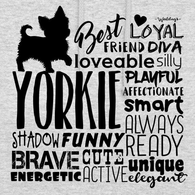 Yorkshire Terrier Words B