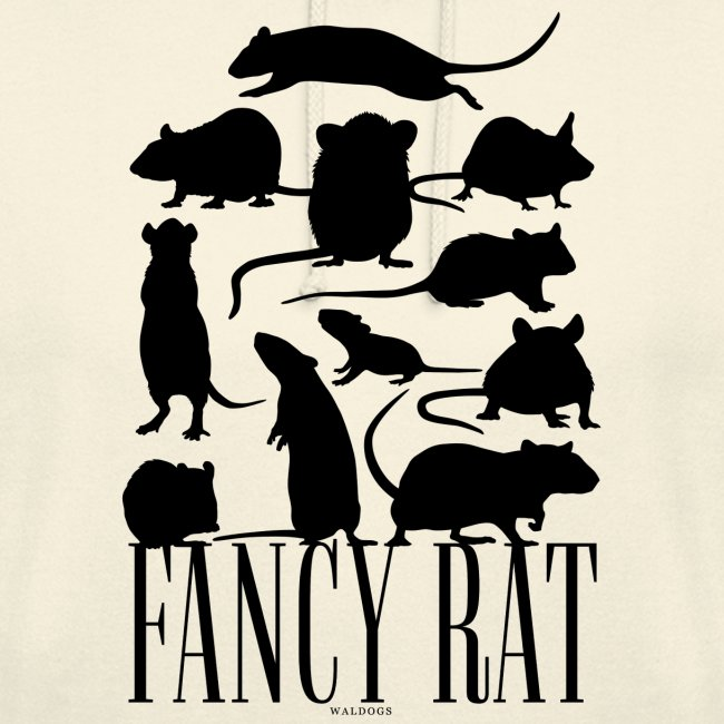 Fancy Rat Black