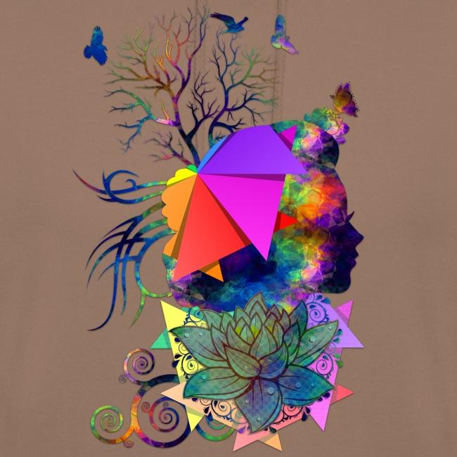 Lady Colors by T-shirt chic et choc