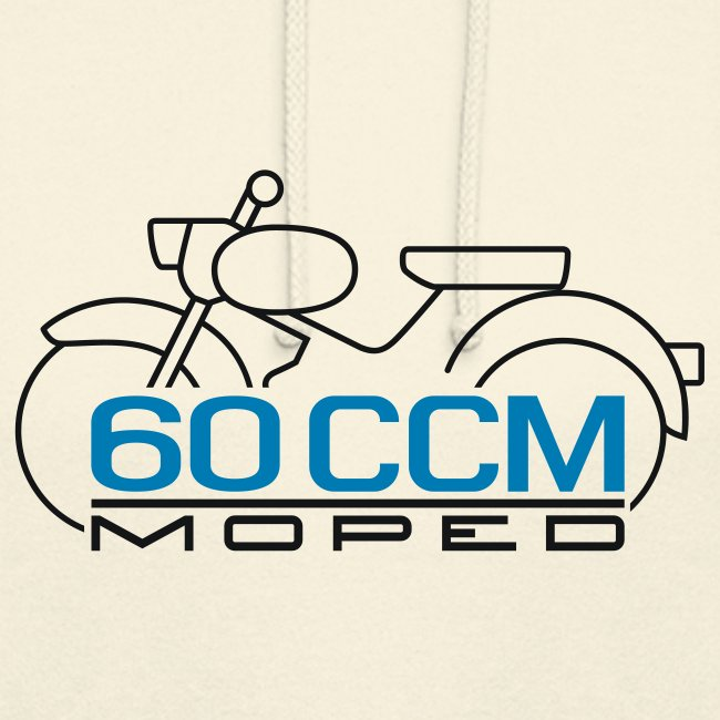 Moped sparrow 60 cc emblem