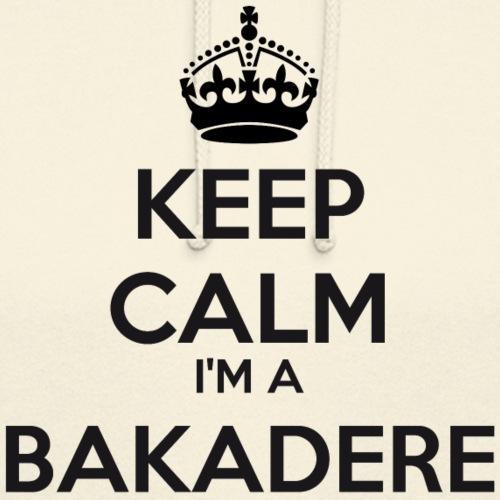 Bakadere keep calm - Unisex Hoodie
