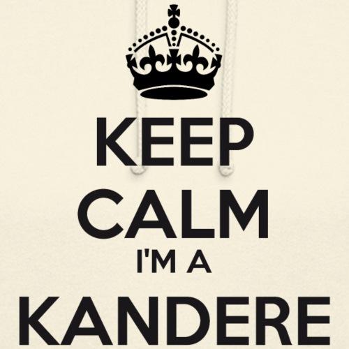 Kandere keep calm - Unisex Hoodie