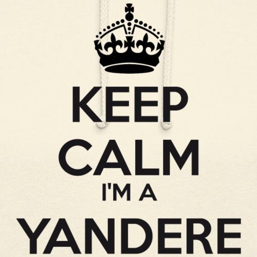 Yandere keep calm - Unisex Hoodie