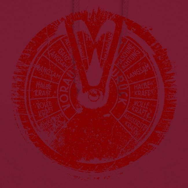 Maschinentelegraph (punainen oldstyle)