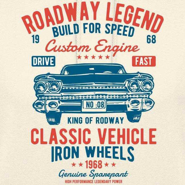 Roadway Legend