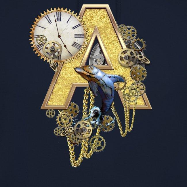 Alphabet-Capital A