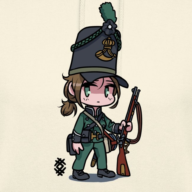 95th rifles girl
