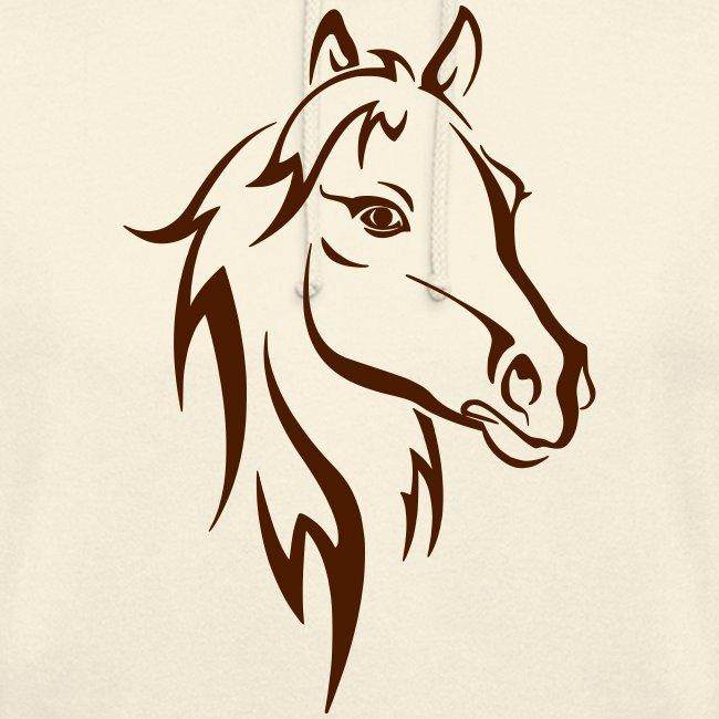 Vorschau: Horse - Unisex Hoodie