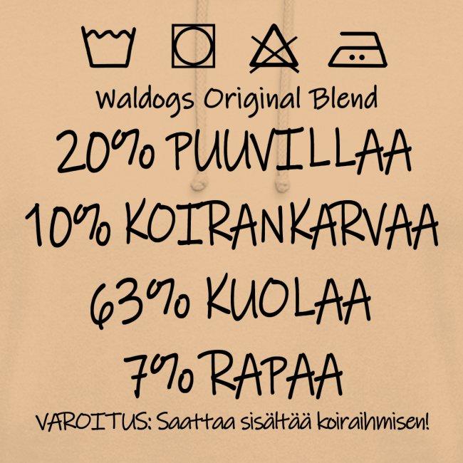 Waldogs O Blend KuolaII