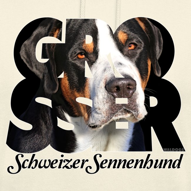 Grosser Schweizer Sennenhund Dark