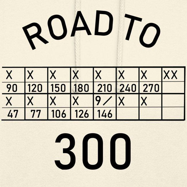 En route vers le 300