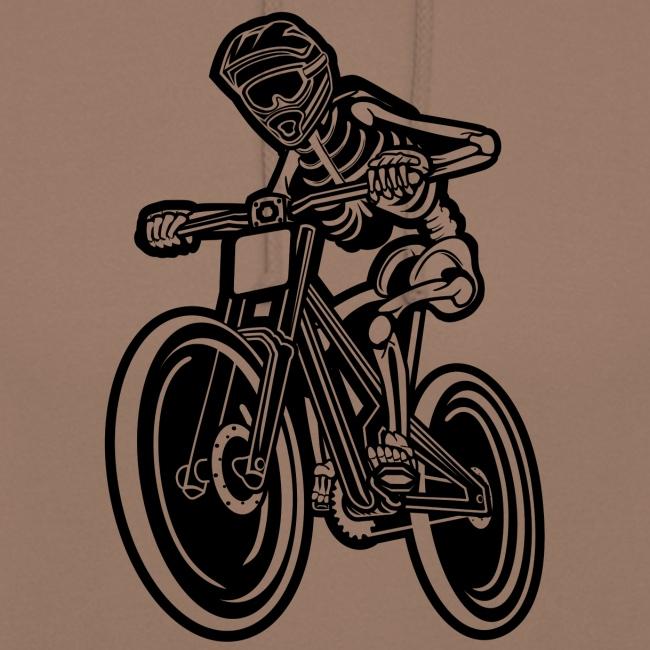 BMX / Mountain Biker 04_schwarz