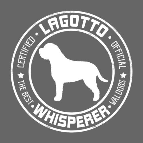 """Lagottowhisperer I - Huppari """"unisex"""""""