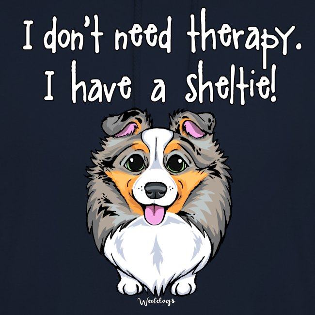Sheltie Dog Therapy 3