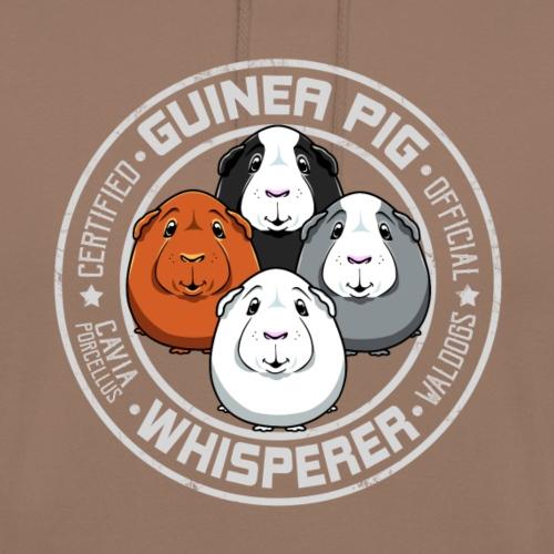 """Guinea Pig Whisperer II - Huppari """"unisex"""""""