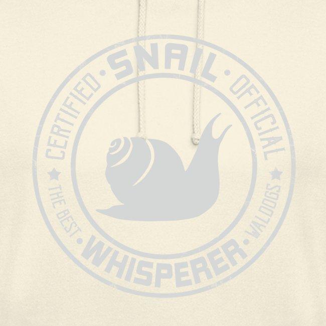 Snail Whisperer Grey