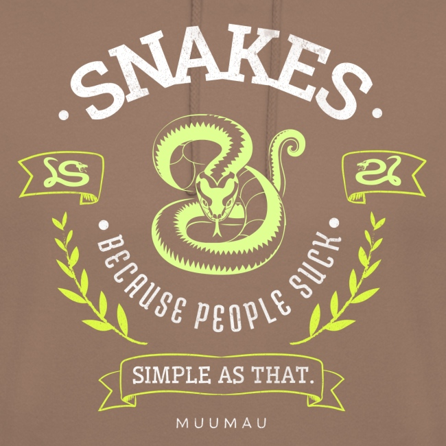 Snakes - People Suck II