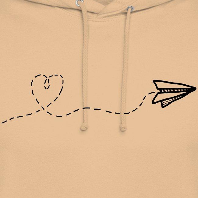 fly heart