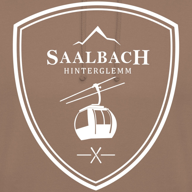Skilift embleem Saalbach Hinterglemm
