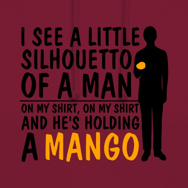 I See a Little Silhouetto of a Man