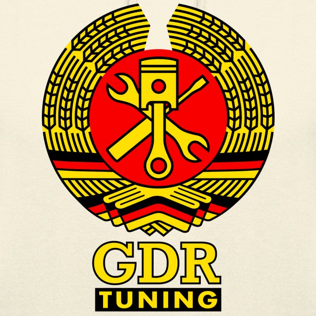 GDR Tuning Coat of Arms 3c