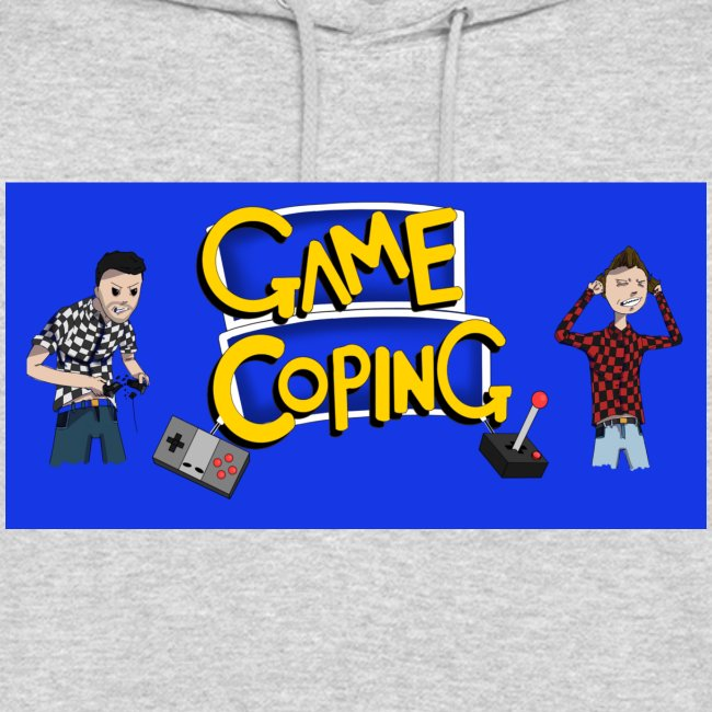 Game Coping Angry Banner
