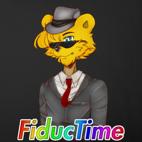 FiducTime Name + Character - Sofa pillow cover 44 x 44 cm