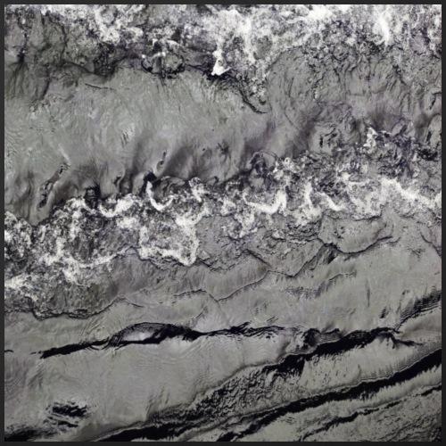 'Water' by BlackenedMoonArts - Pudebetræk 45 x 45 cm