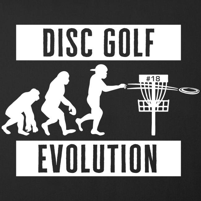 Disc golf - Evolution - White