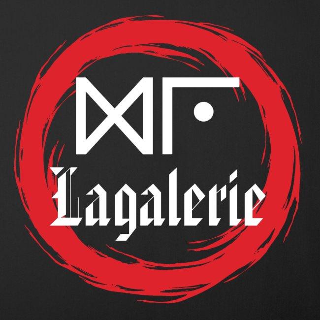 Logo Officiel Gu Lagalerie Blanc