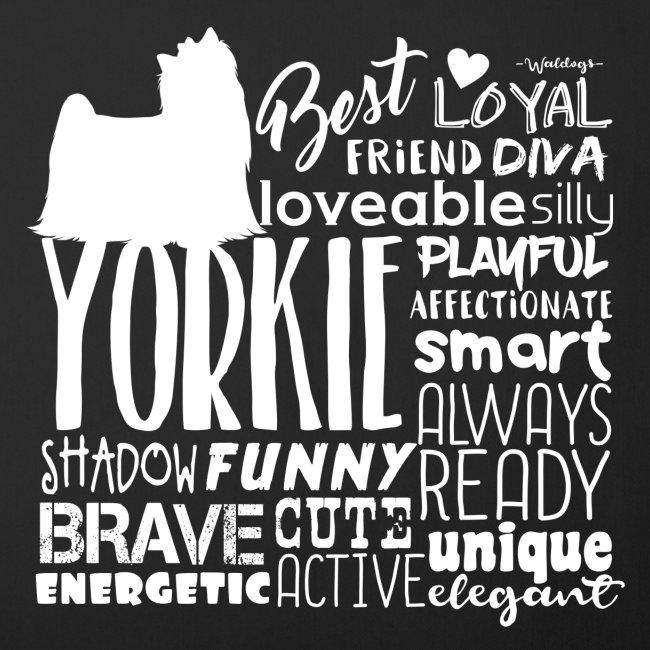Yorkshire Terrier Words W