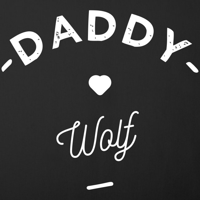 Daddy wolf