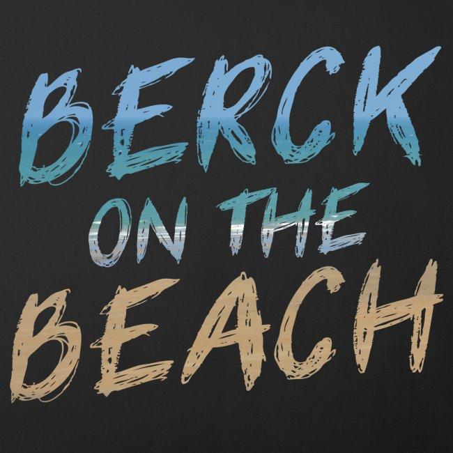 Berck on the beach II