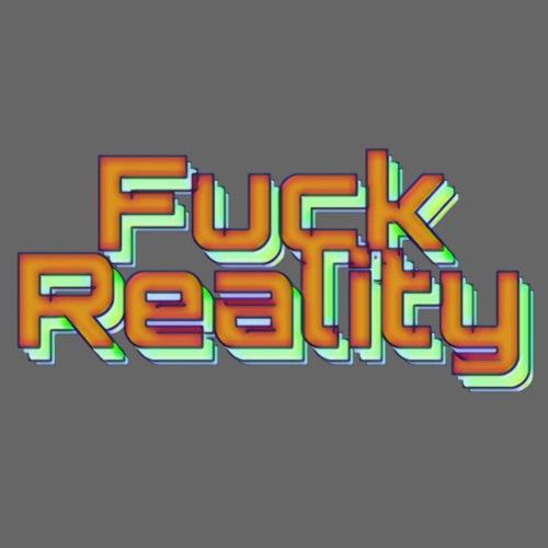Fuck Reality - Sofakissenbezug 44 x 44 cm