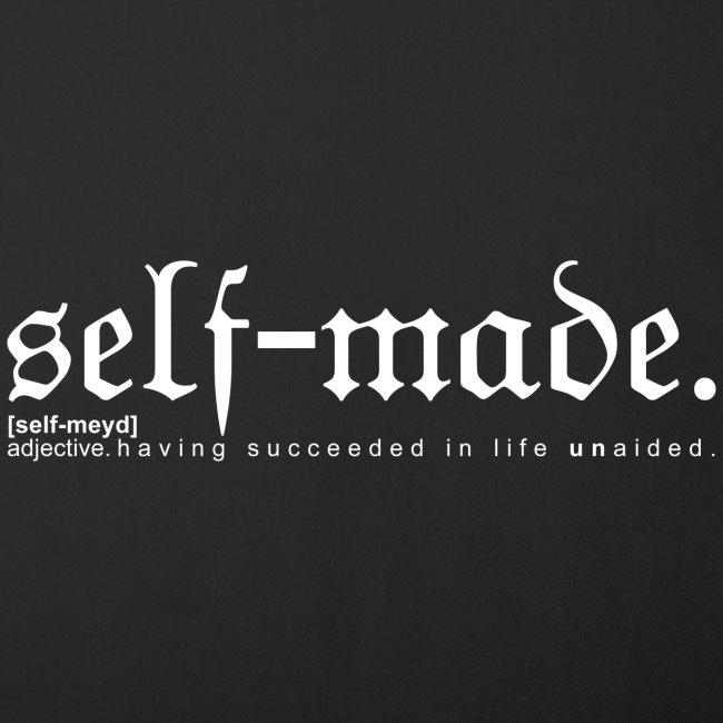 SELF-MADE BW