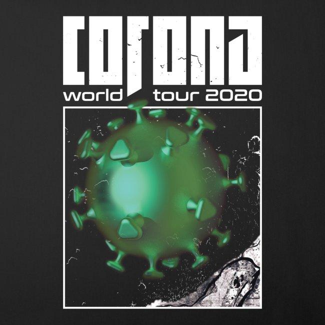 Corona World Tour 2020   Coronavirus