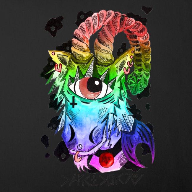 capricorne multi-color