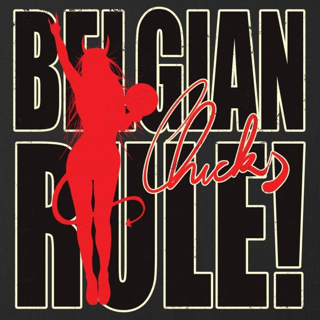 Belgian Chicks Rule!