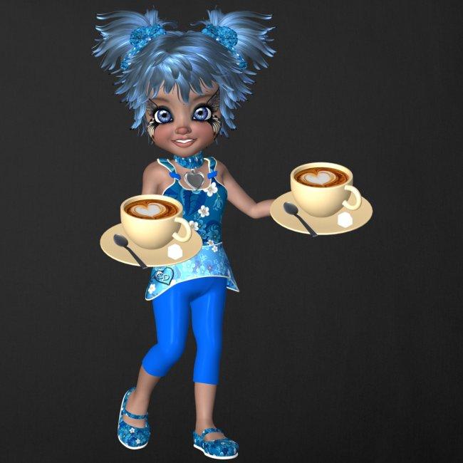Guten Morgen Kaffee Sofakissenbezug 44 X 44 Cm