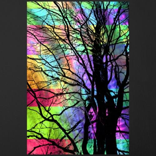 Baum mit Farbe 4