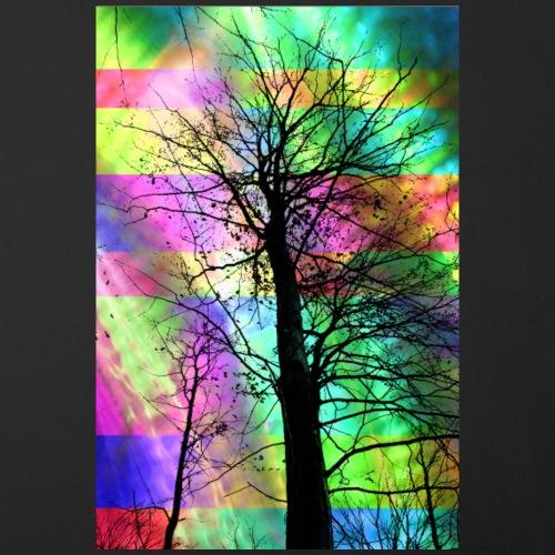 Baum mit Farbe 3
