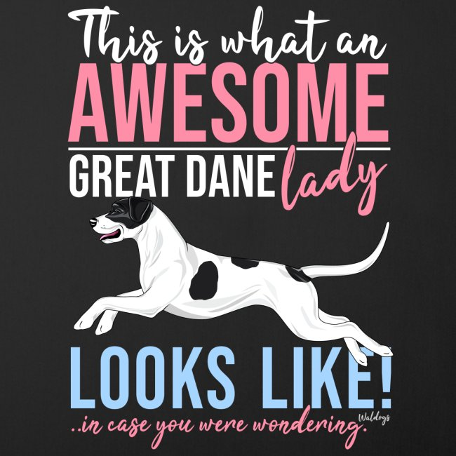 Great Dane Awesome V